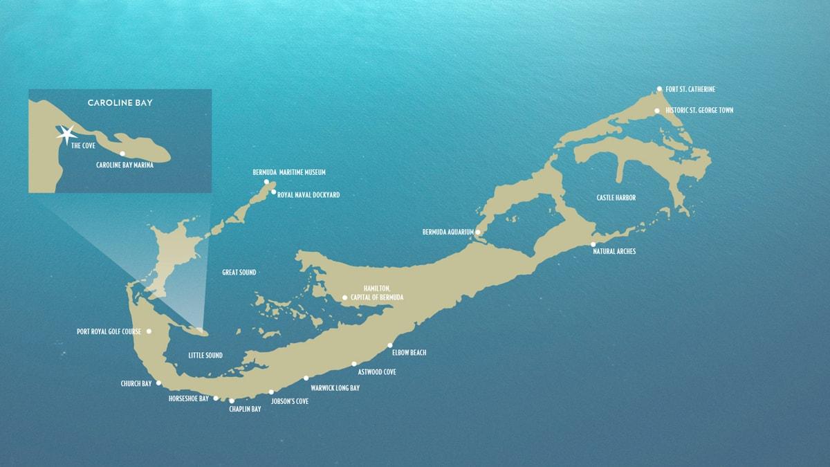 Luxury Condos for Sale in Caroline Bay, Bermuda